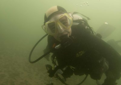 Advanced Open Water Diver Emma