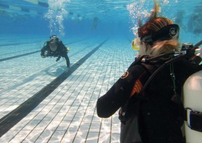Open Water Diver Céline M.