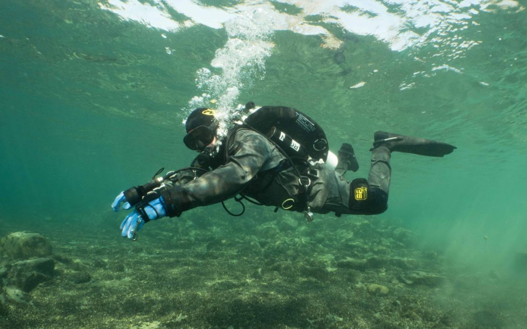 Discover Local Diving «Morges Circuit» Esther, Ronnie