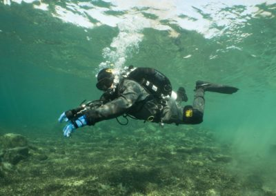 "Discover Local Diving ""Morges Circuit"" Esther et Ronnie"