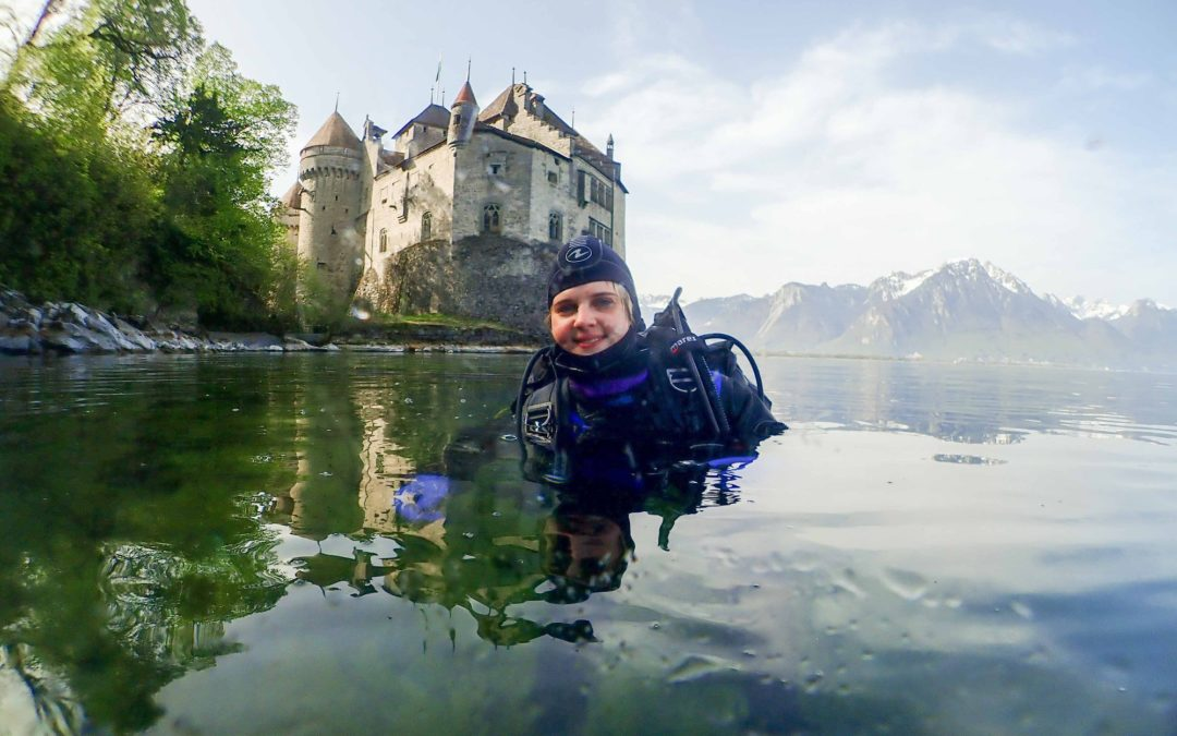 Discover Local Diving « Chillon » Sophie