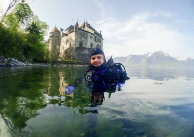 "Discover Local Diving ""Chillon"" Sophie"