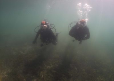 "Discover Local Diving ""Morges Circuit"" Yann et Aymerick"