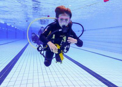 Bubblemaker Anais + Baptême piscine Stefan