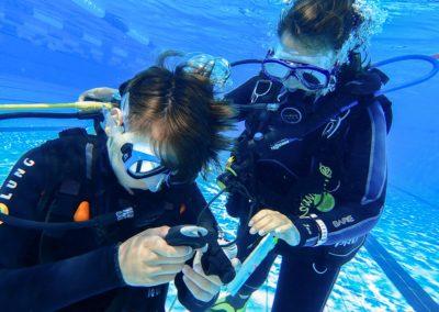 Open Water Diver Ulysse