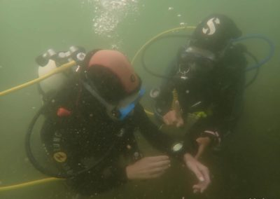 Open Water Diver Marie