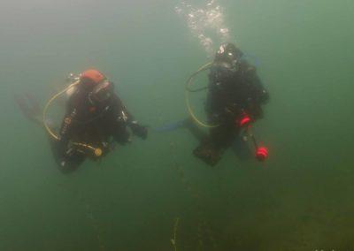 Open Water Diver Romain