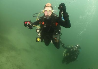 Advanced Open Water Diver Céline