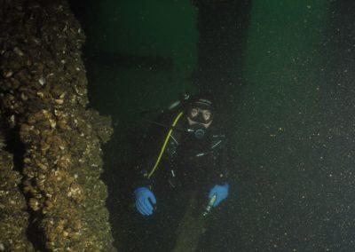 """Discover Local Diving """"Quais Vevey"""" Laure"""