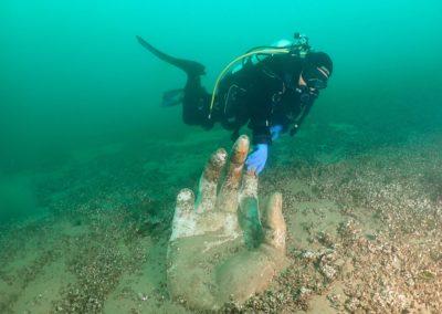 """Discover Local Diving """"St Prex Débarcadère"""" Laure"""