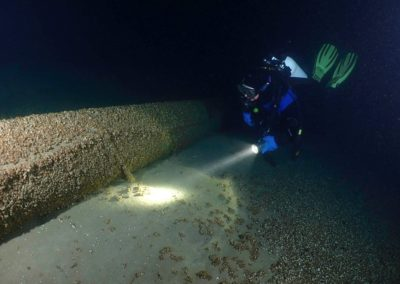 """Discover Local Diving  """"Le Perrier"""" Steve"""