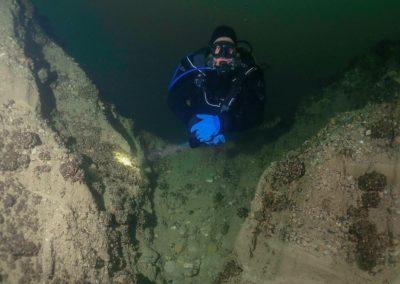 """Discover Local Diving """"Vaumarcus"""" Michel"""