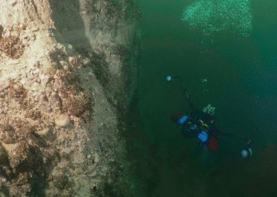 "Discover Local Diving ""Vaumarcus"" Benoît"
